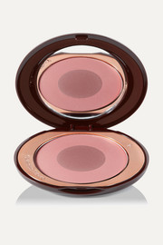 Charlotte Tilbury Cheek to Chic Swish & Pop Blusher - S** on Fire