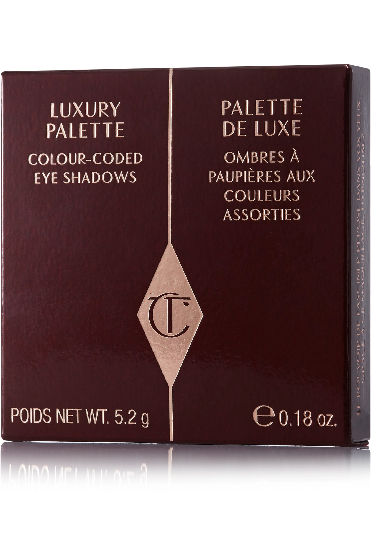 Charlotte Tilbury Luxury Palette Eyeshadow Quad - The Golden Goddess
