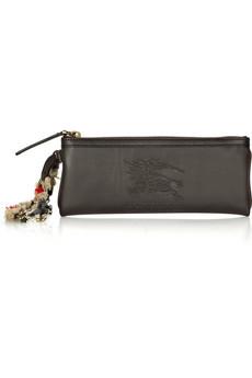Burberry Prorsum Avelene small leather clutch