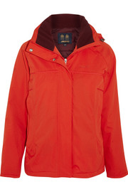 Musto Equestrian Canter hooded canvas jacket