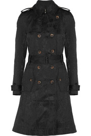 Altuzarra for Target Jacquard trench coat