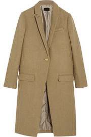 J.Crew Collection Harris Tweed wool coat