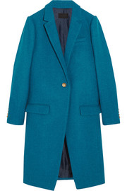 Collection Harris Tweed wool coat