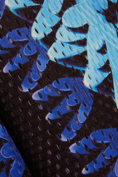 7755ad1e8bcd adidas Originals. + Mary Katrantzou Monster Marathon mesh sweatshirt.  140.  Play