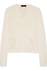 Calvin Klein Collection Ripley stretch-knit sweater