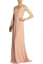 Calvin Klein Collection Beria stretch-crepe maxi dress