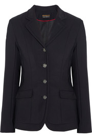 Ariat Platinum stretch-crepe show coat