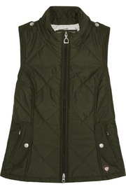 Terrace quilted shell gilet