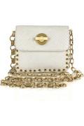 Маленькая женственная сумка Emilio Pucci Python Shoulder Bag будет...