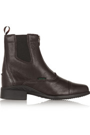 Heritage Breeze leather paddock boots