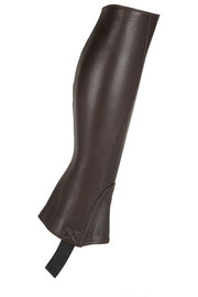 Ariat Breeze elasticated grained-leather chaps