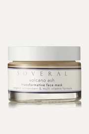 Volcano Ash Purifying Mask, 50ml