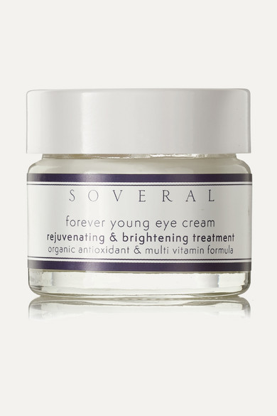 SOVERAL FOREVER YOUNG EYE BALM, 15ML - COLORLESS