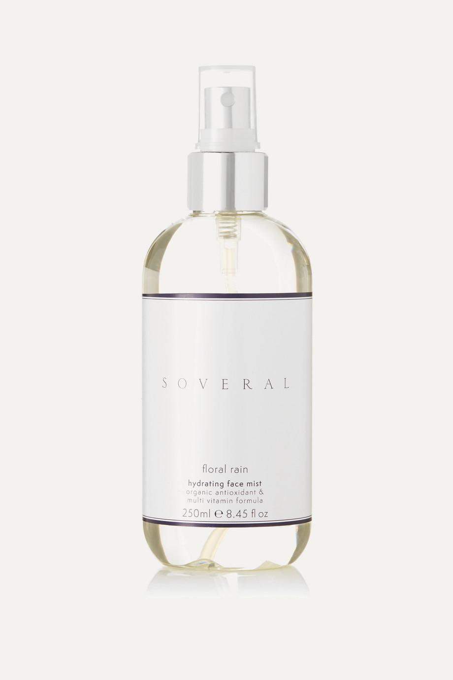 SOVERAL Floral Rain Toning Mist - Rose & Neroli, 250 ml – Toningspray
