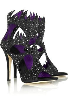 Giuseppe Zanotti Swarovski-embellished sandals