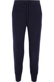 J.Crew Collection cashmere track pants