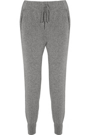 Collection cashmere track pants