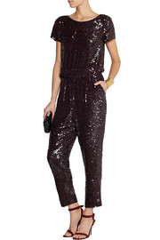 Collection sequined jumpsuit