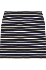 Petit Bateau Striped cotton-jersey mini skirt