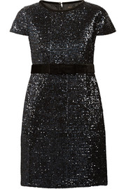 Ketsia sequined mini dress