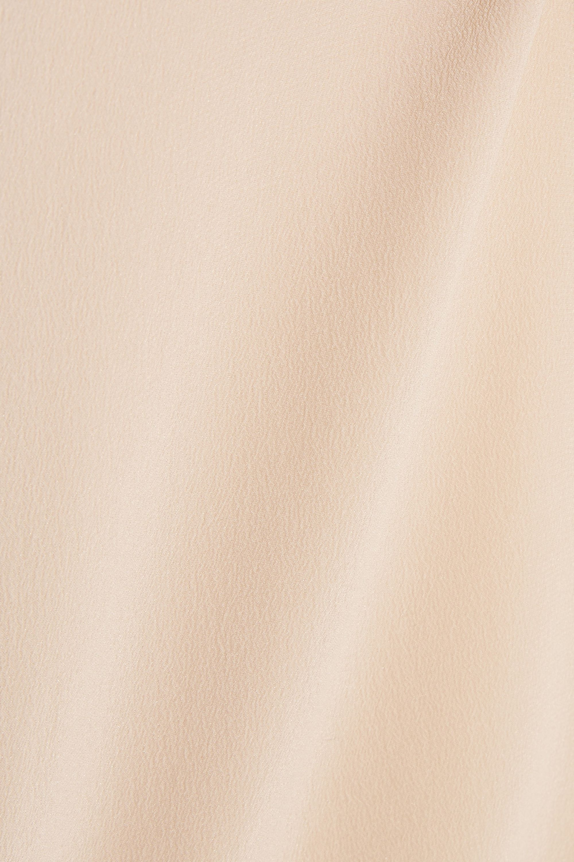 EQUIPMENT Cara washed-silk camisole