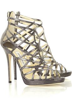 Jimmy ChooVerity multistrap sandals
