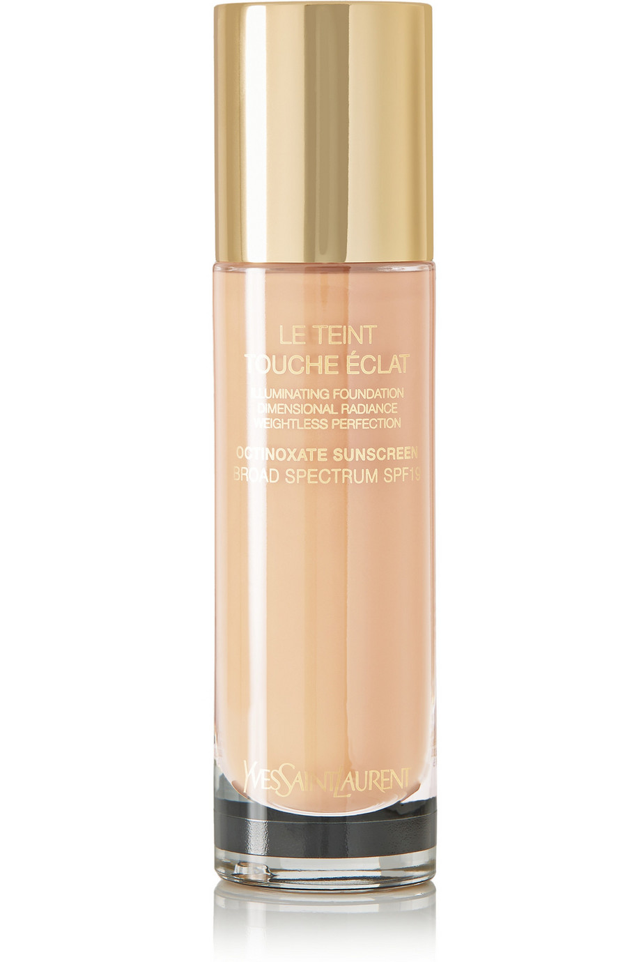 Le Teint Touche Éclat Illuminating Foundation - Beige Rose 10, 30ml, by Yves Saint Laurent Beauty