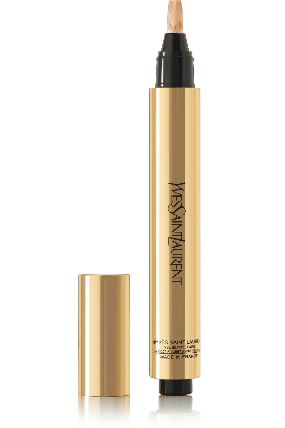 Touche Éclat Radiant Touch Luminizing Pen - 5 Luminous Honey, by Yves Saint Laurent Beauty