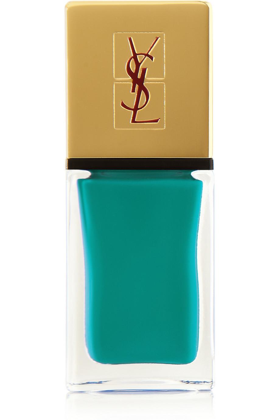 La Laque Couture Nail Lacquer - Vert D'orient 36, by Yves Saint Laurent Beauty