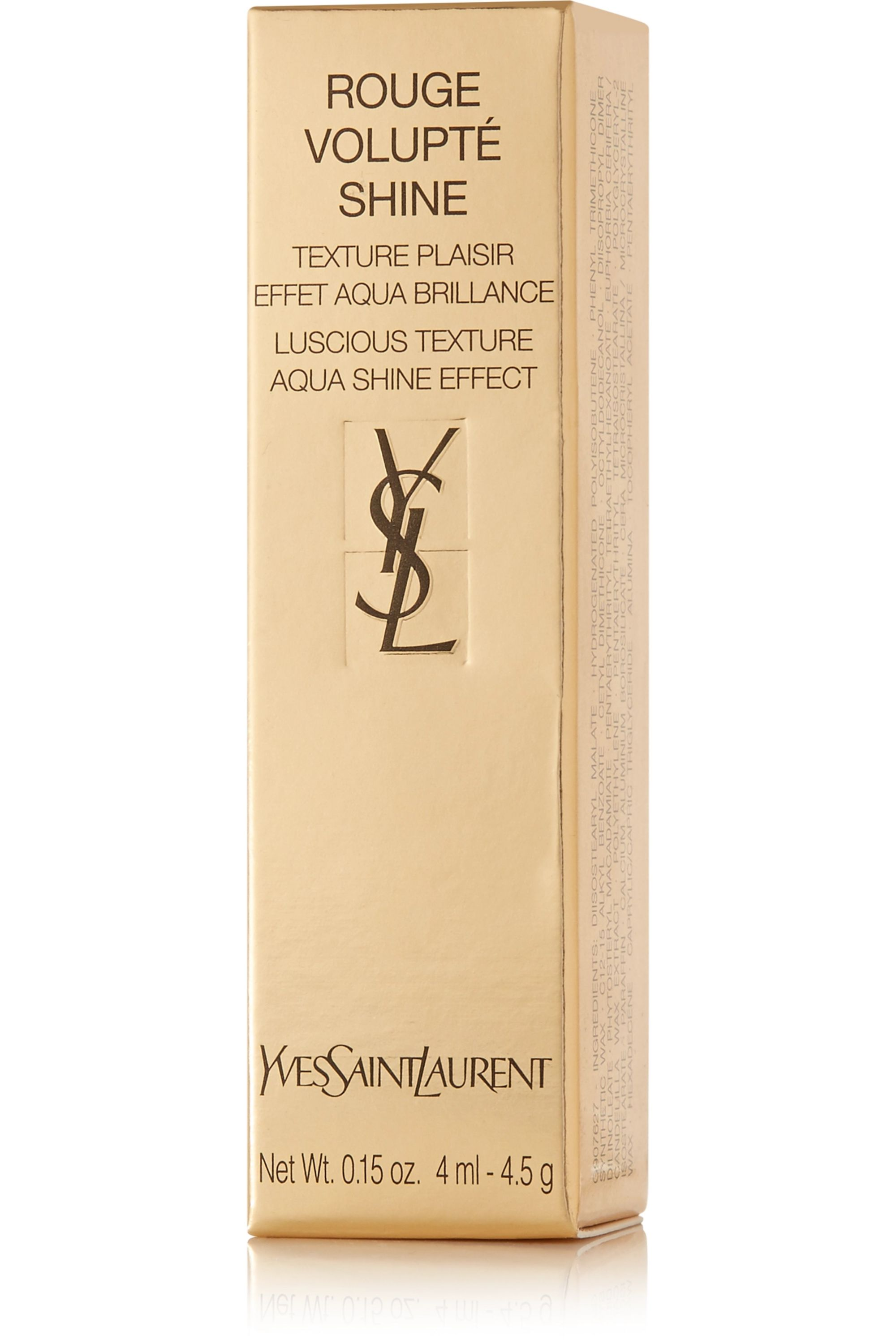 Yves Saint Laurent Beauty Rouge Volupté Shine Lipstick - Nude In Private 9