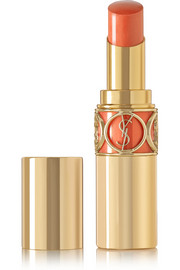 Yves Saint Laurent Beauty Rouge Volupté Shine Lipstick -14 Corail In Touch