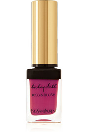 Yves Saint Laurent Beauty Baby Doll Kiss & Blush - 1 Fuchsia Desinvolte
