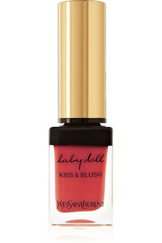 Yves Saint Laurent Beauty Baby Doll Kiss & Blush - 5 Rouge Efrontéef