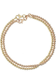 Carolina Bucci Set of two 18-karat gold bracelets