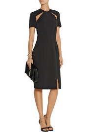 Dion Lee Cutout crepe dress
