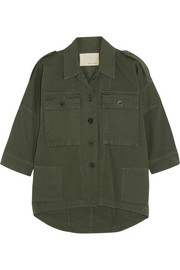 Band of Outsiders Field cotton-twill jacket