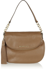 Bedford leather shoulder bag