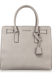MICHAEL Michael Kors Dillon large textured-leather tote