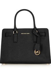 MICHAEL Michael Kors Dillon medium textured-leather tote