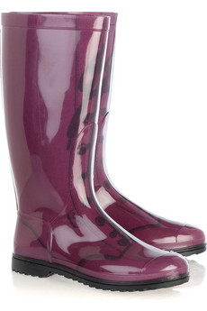 Marc by Marc JacobsFlat rubber Wellington boots