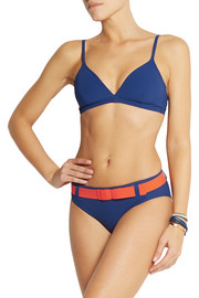 Orlebar Brown Hampton and Balmoral triangle bikini