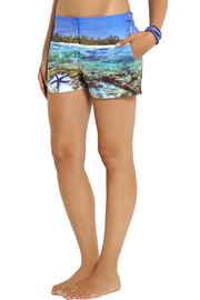 Orlebar Brown Whippet printed woven shorts