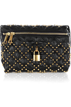 Marc Jacobs Thrash Bag quilted leather clutch