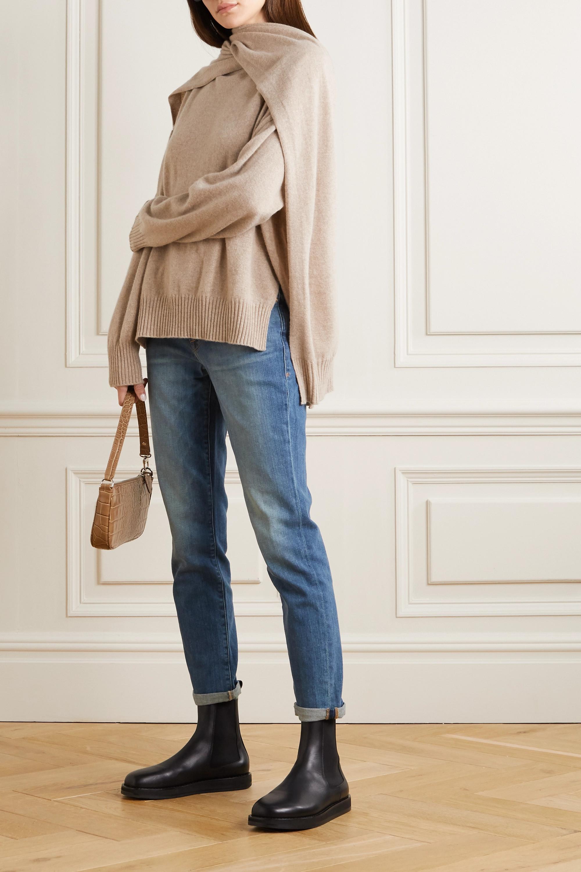 FRAME Le Garcon slim boyfriend jeans