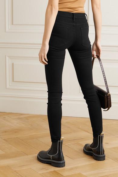 FRAME | Le Color mid-rise skinny jeans | NET-A-PORTER.COM