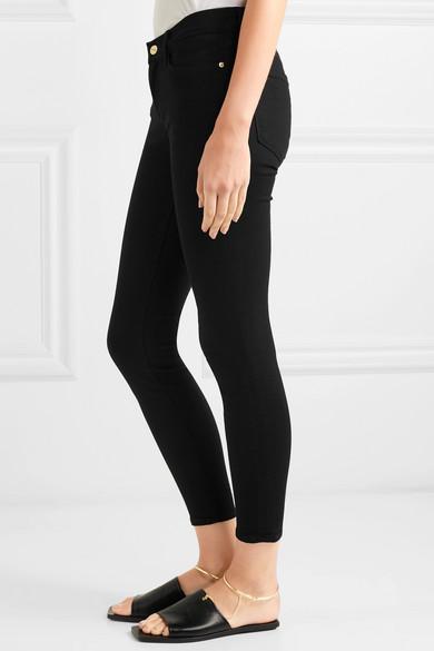 FRAME Le Color halbhohe verkürzte Skinny Jeans Günstig Kaufen Zum Verkauf SB5vhCHIVD