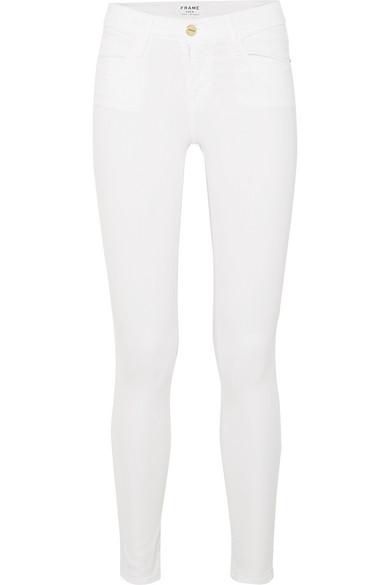Freies Verschiffen 2018 Unisex FRAME Le Skinny de Jeanne halbhohe Jeans Billig Mit Master Günstig Kaufen Websites Großhandelspreis Günstig Online zsmqT9ZaU