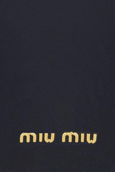 384d294f3da Miu Miu   Velvet bow clutch bag   NET-A-PORTER.COM