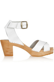 Funkis Leather sandals