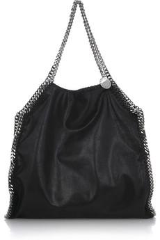 Stella McCartney Chain-detail hobo bag